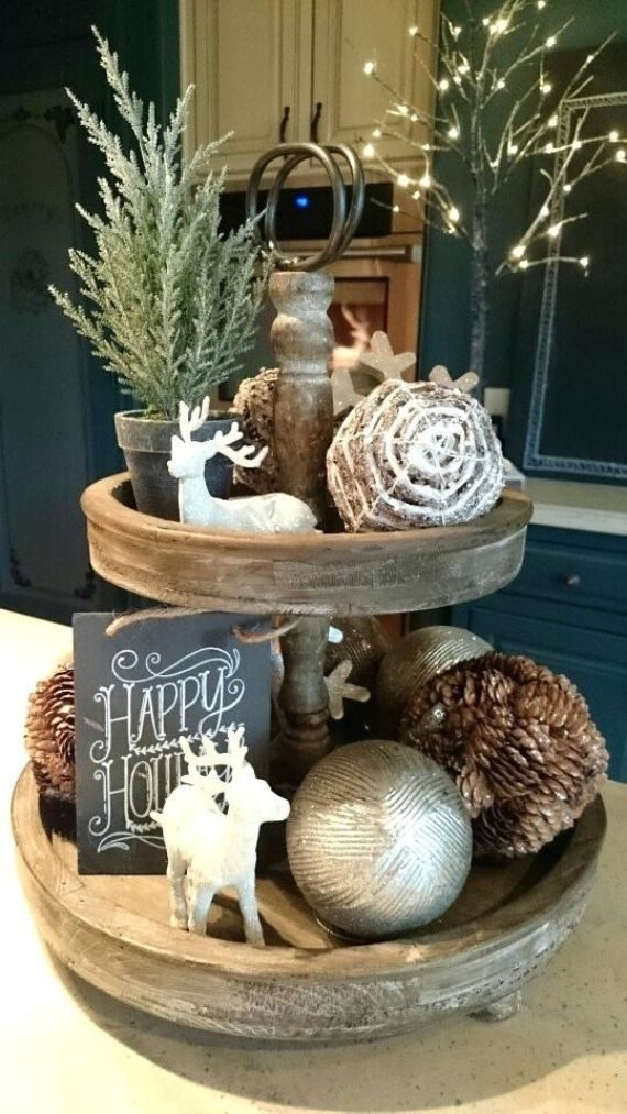 industrial style Christmas decorations 3