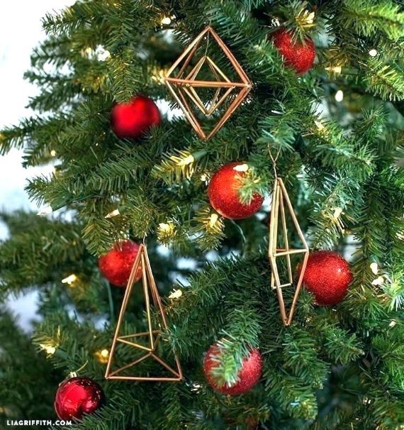 industrial style Christmas decorations 4
