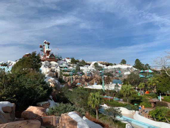 Disney's Blizzard Beach Water Park – Orlando, Florida