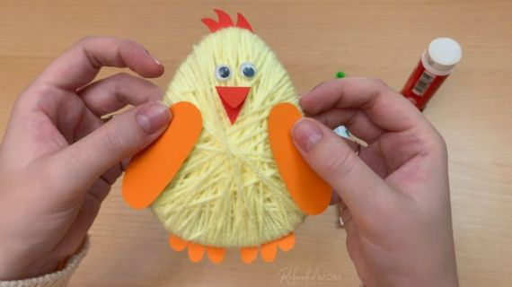 35 Adorable Easter Crafts for Kids of All Ages