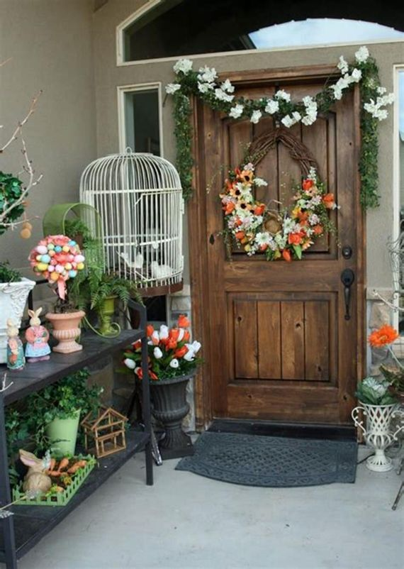Beautiful-Front-Porch-Decorating-Ideas-for-Spring- 29
