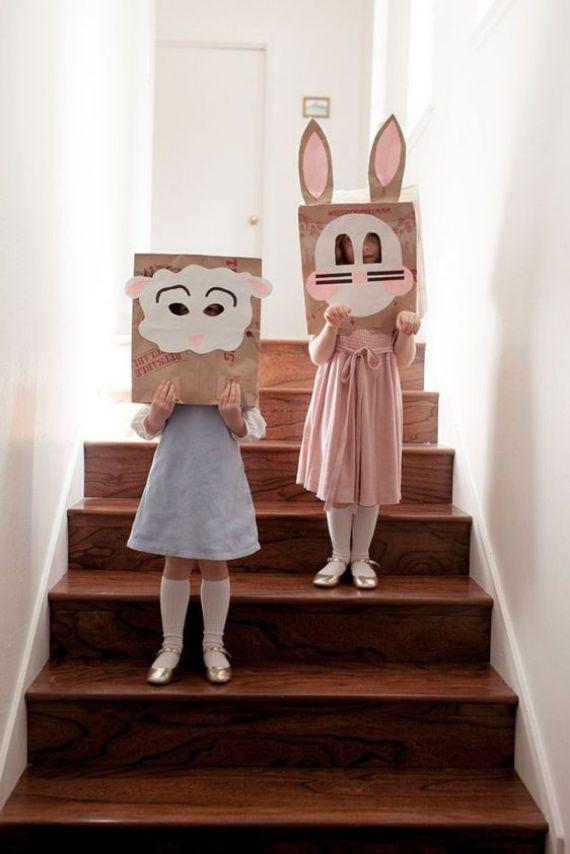 Brown Sack Easter Masks (1)