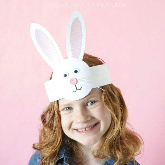 DIY BUNNY HEADBAND CRAFT FOR KIDS (1)