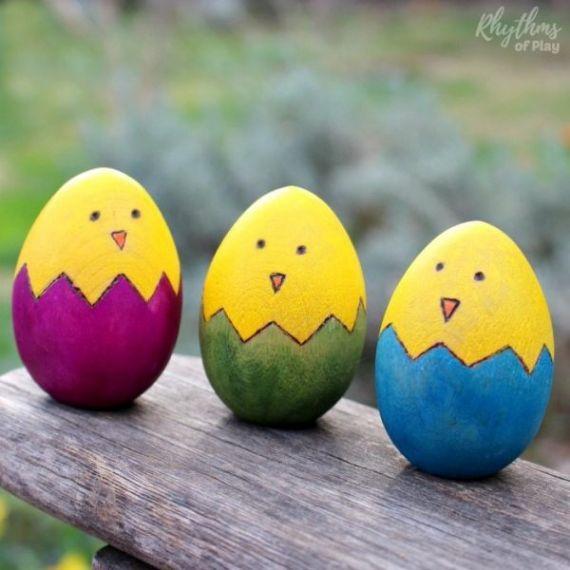 Easter-Chicks-Wooden-Egg-Craft (1)
