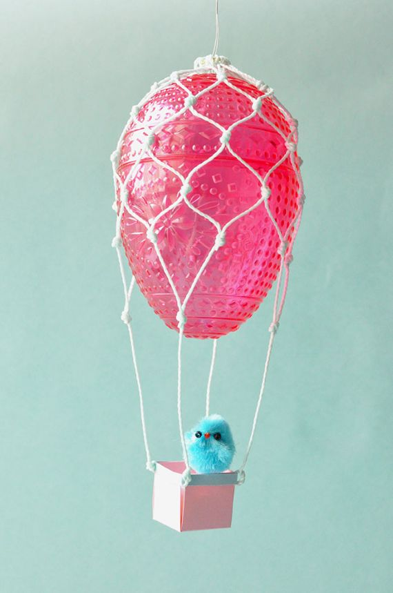 Easter Egg Hot Air Balloons (1)