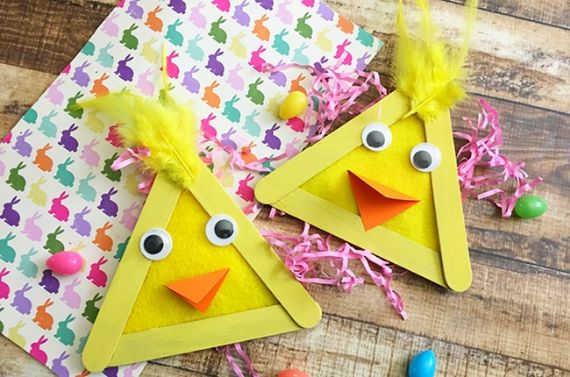 Easter Popsicle Stick Craft (1)