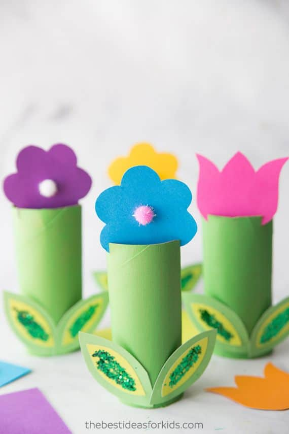 Toilet-Paper-Roll-Flowers (1)