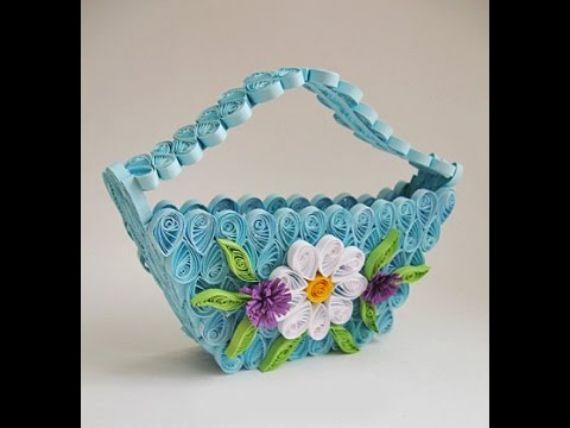 quilling spring basket (1)
