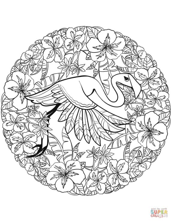 55 Mandala Coloring Pages - Inspiration Coloring Worksheet For Kids And  Adult - Family Holiday.net/guide To Family Holidays On The Internet