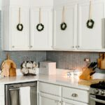 Wreath for Kitchen Cabinets