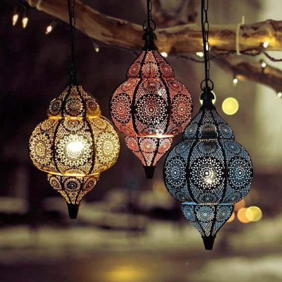 Creative Ideas for Decorating with Lanterns– Outdoor and Indoor Ideas