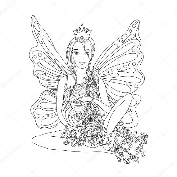 Mother's Day Coloring Pages for Adults