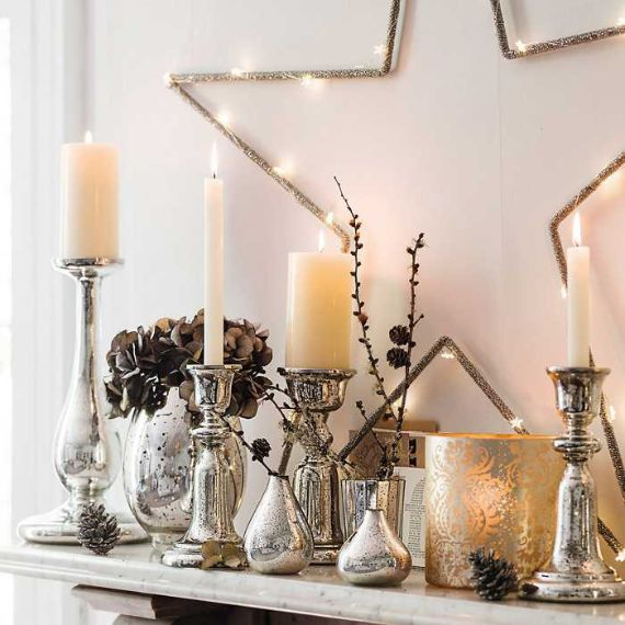 MAGICAL FESTIVE CHRISTMAS DECORATING IDEAS FROM THE WHITE COMPANY